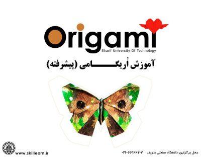 اوریگامی سطح سه (پیشرفته)