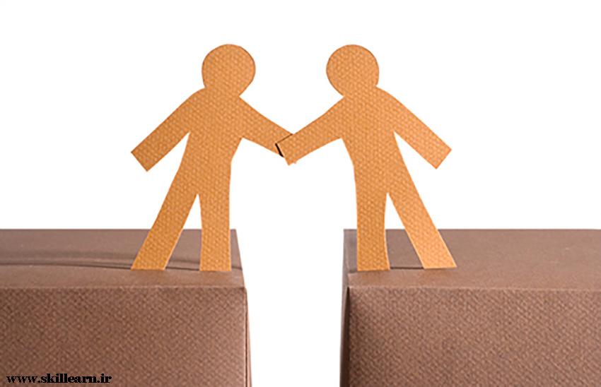 برقراری روابط بین فردی سازگارانه در 4 قدم