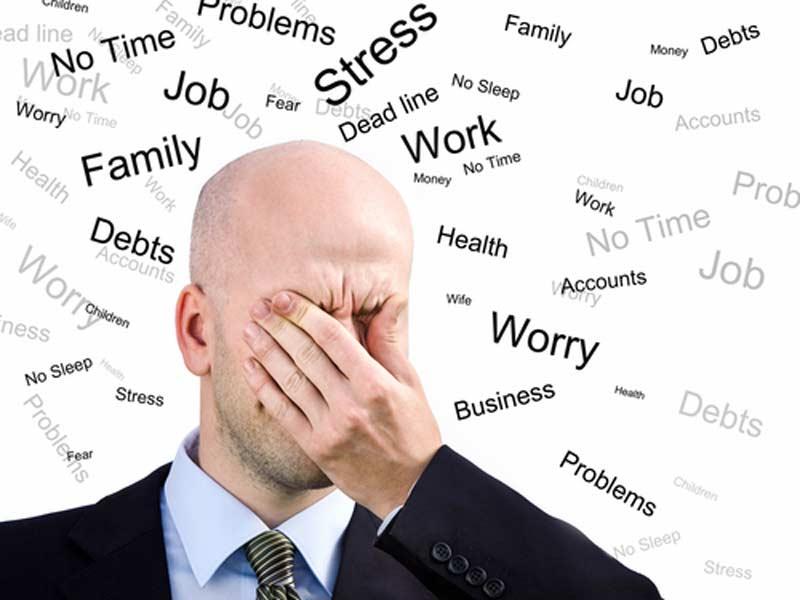 راهکارهای کاهش استرس