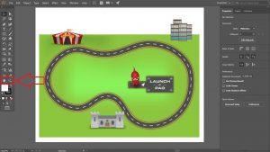 آموزش ایلستریتور – بخش 2 – آشنایی با ابزار Navigation
